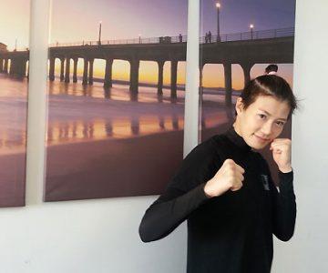【人物】ハリウッドで活動開始! プロボクサー 高野人母美さん