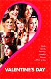 映画『バレンタインデー』の劇場パンフレット