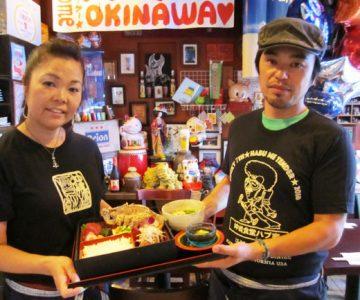 【食】数十年後、沖縄に恩返し。HABUYA