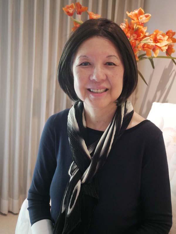 全米日系人博物館創設館長 アイリーン・ヒラノさん